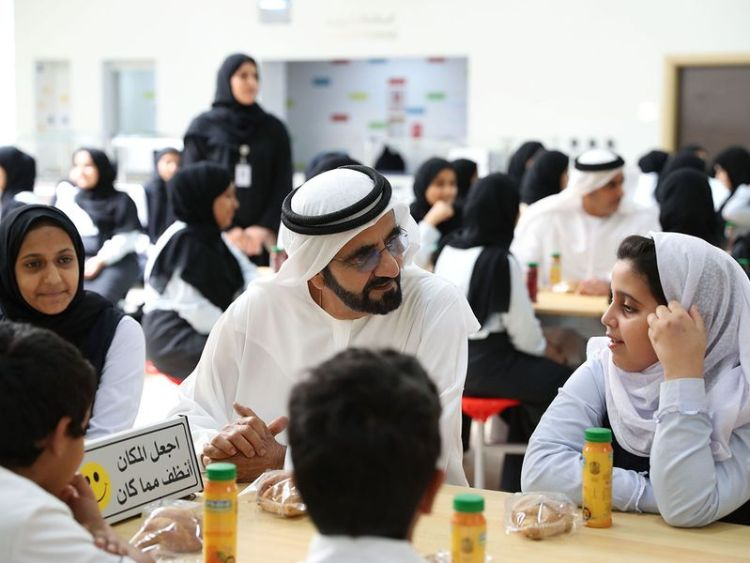 What is Sheikh Mohammed famous for?