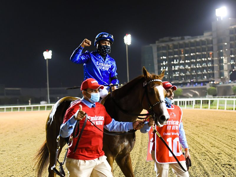 Mystic Guide Dubai world cup winner