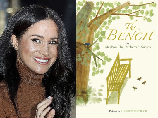 Meghan Markle turns author with children's book about father-son bond