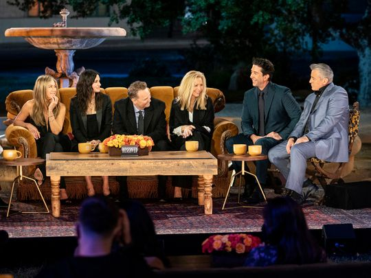 'Friends: The Reunion': The best, most emotional and weirdest moments