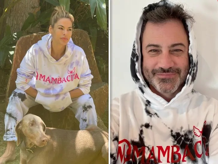 Hollywood Supports Vanessa Bryant As She Launches Mambacita Line