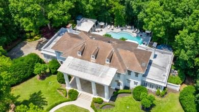 T.I. Drops .27 Million on Atlanta Mansion