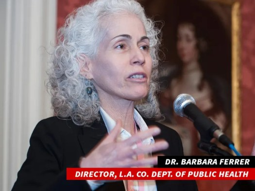 L.A. County Supervisor Enraged Health Dept. Allows Clinics to Throw Unused Vaccines in the Trash 2