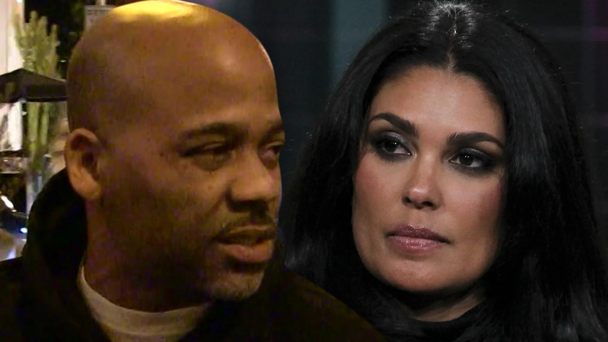 Damon Dash Sues Ex-Wife for Fraud Over Fashion Line Payments