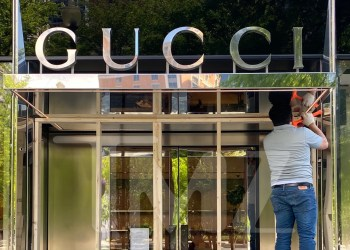 Luxury Stores in D.C. & L.A. Board Up Boutiques, Anticipate Looting