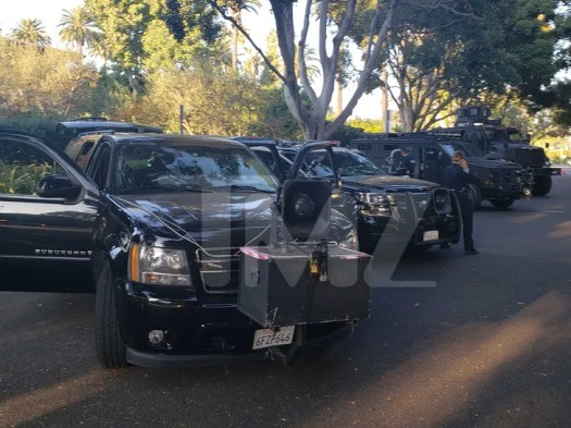 Beverly Hills Police Show of Force Alarms Neighboring Police Depts. 3