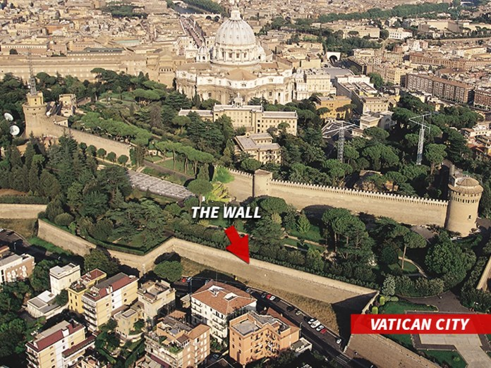 Donald Trump vs. The Pope: Do the Vatican Walls Get the Pass?