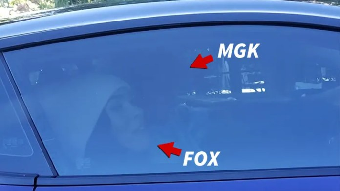 Megan Fox Hanging Out with Machine Gun Kelly Amid Marriage Trouble ...