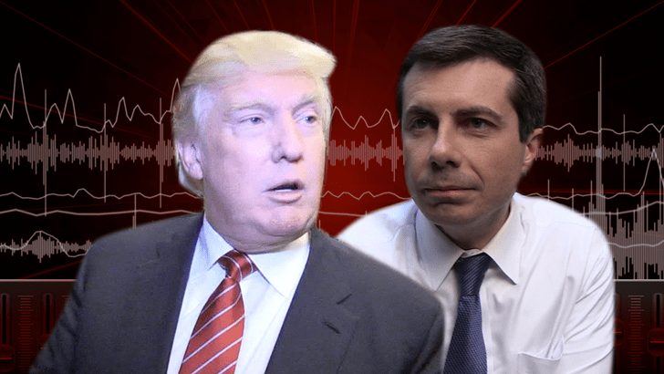 President Trump Says Most Voters Don't Care Pete Buttigieg is Gay