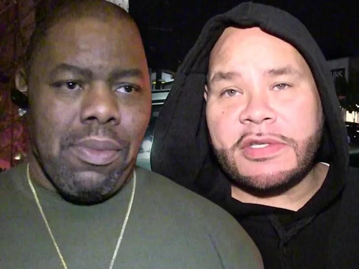 Biz Markie and Fat Joe