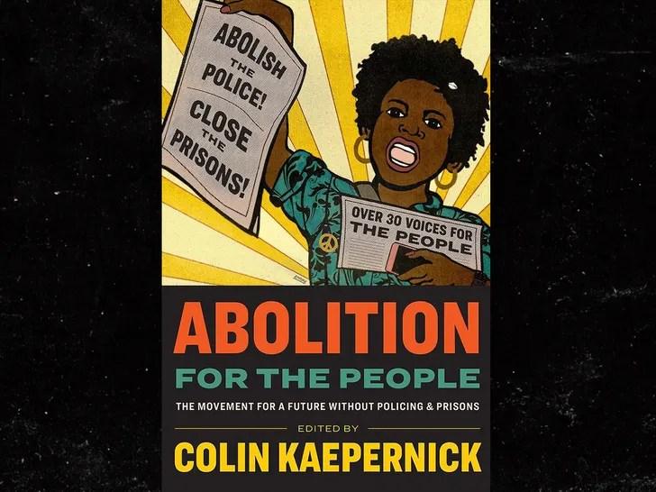 PUBLISHING BOOK CALLING TO 'ABOLISH THE POLICE'