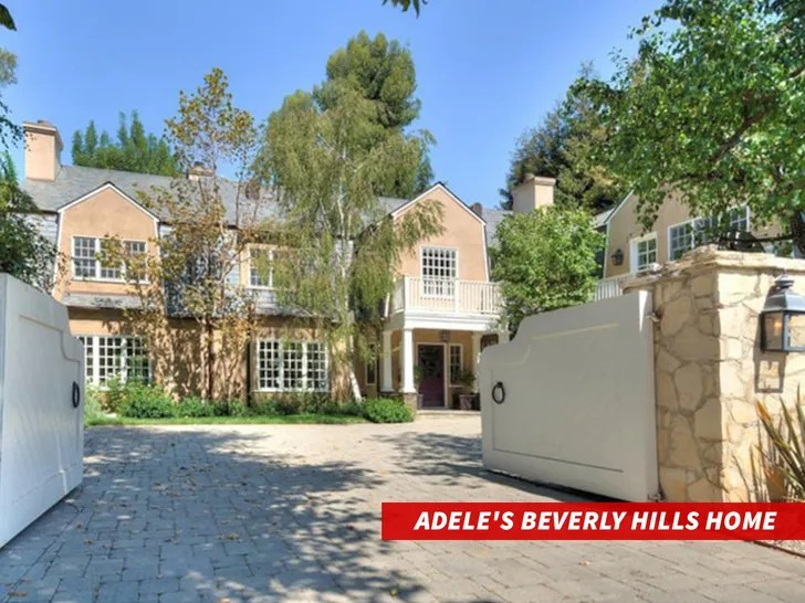 , Adele Says She Lives in L.A. Because She Can't Afford London Real Estate, Nzuchi Times National News