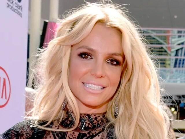 Britney spears happy
