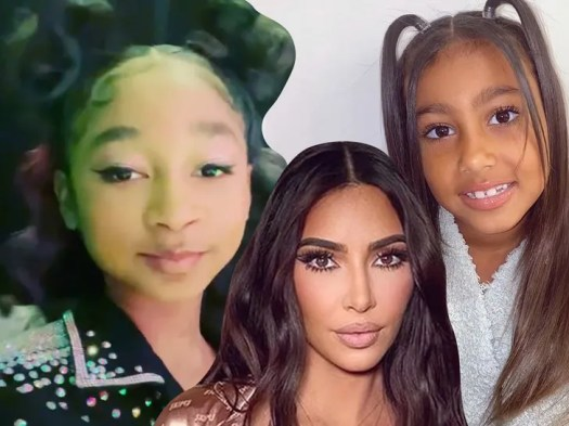 That Girl Lay Lay Wants Kim Kardashian to Let Her Post Vid with North 2