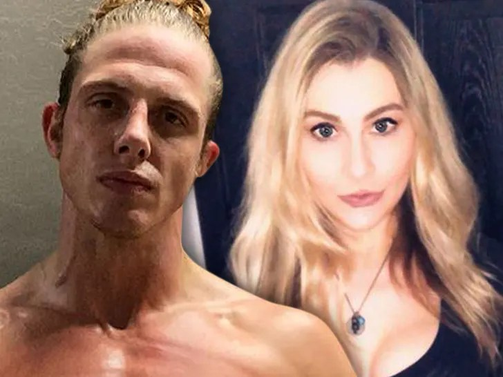 matt riddle and candy cartwright