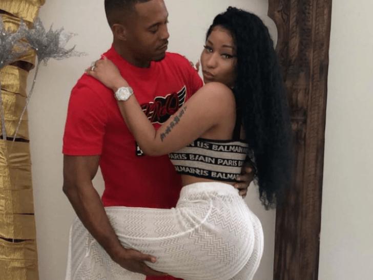 Nicki Minaj and Kenneth Petty -- Rekindled Flame