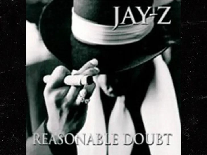Jay-Z Reasonable Doubt album