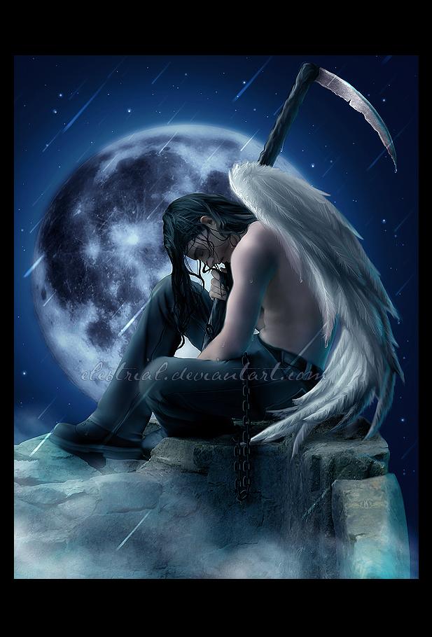 Fantasy Fallen Angels Girls Wallpaper Angels And Fairies 0135 Imagez Only