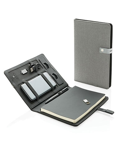 notebook power Bank personnalise