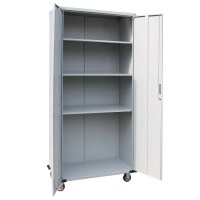 New Metal Rolling Garage Tool Box Storage Cabinet Shelving ...