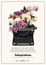 El ladrón de orquídeas. Adaptation o la pasión de morir a mí (El ladrón de Orquídeas, Spike Jonze, 2002)