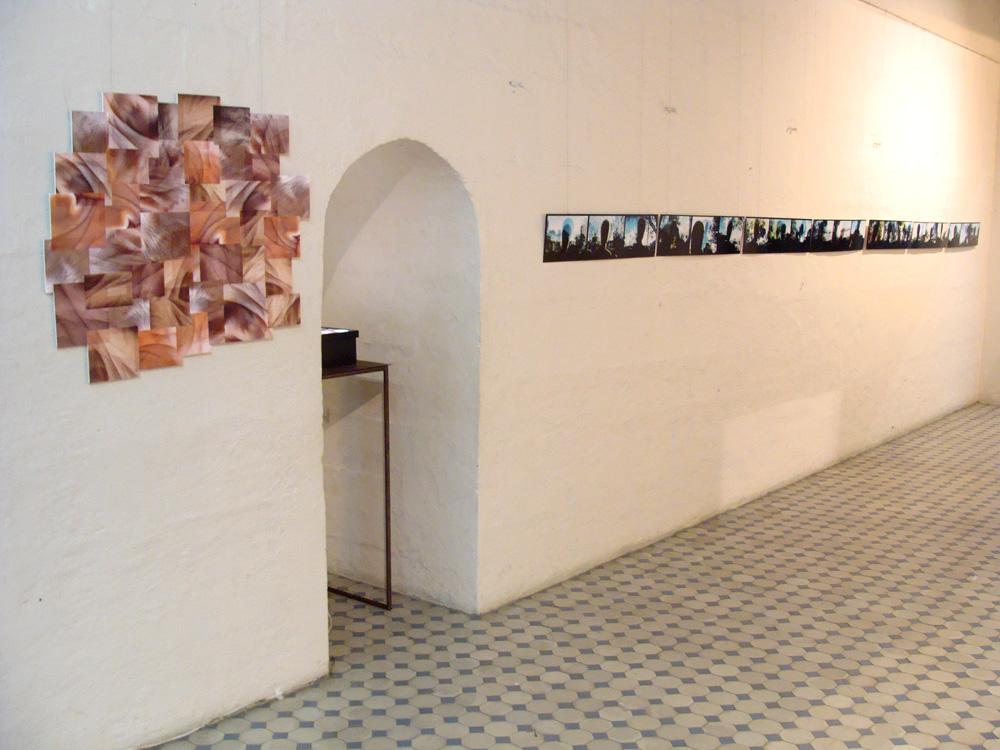 Obras de Carolina Rochefort e Yara Baungarten na Galeria dos Arcos