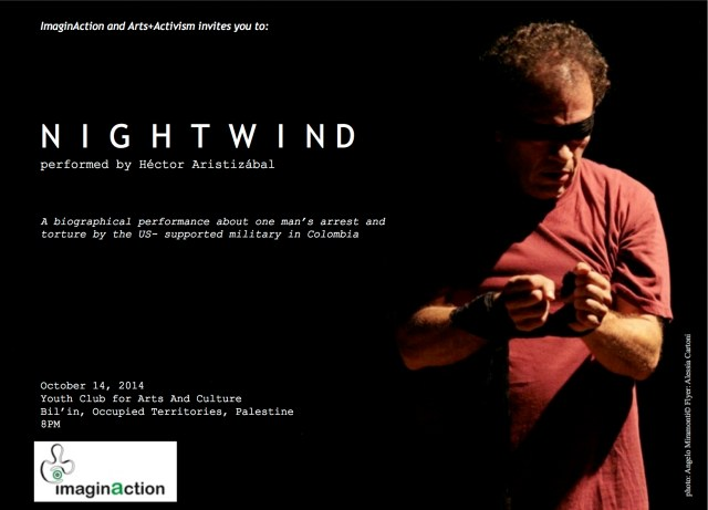 flyer nightwind bil'in 2014