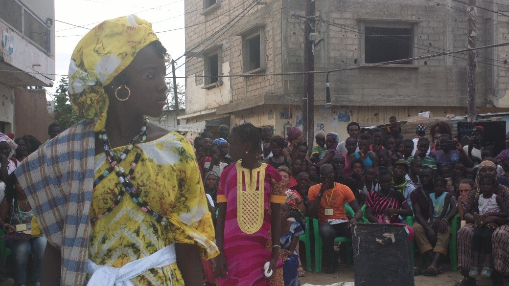 Theater of the Oppressed Residency in Senegal Toubab Diallaw, Senegal, 16-27 May 2015