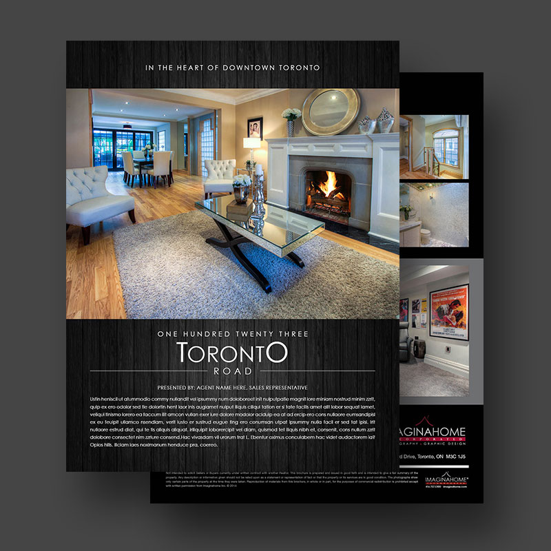 Our Services  Real Estate Photos Marketing Feature Sheets Virtual Tours Toronto