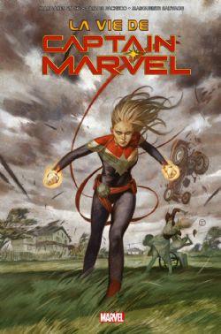 La Vie De Captain Marvel : captain, marvel, CAPTAIN, MARVEL, ALBUMS, TRADUCTIONS, RECUEILS, COMICS, AMÉRICAINS