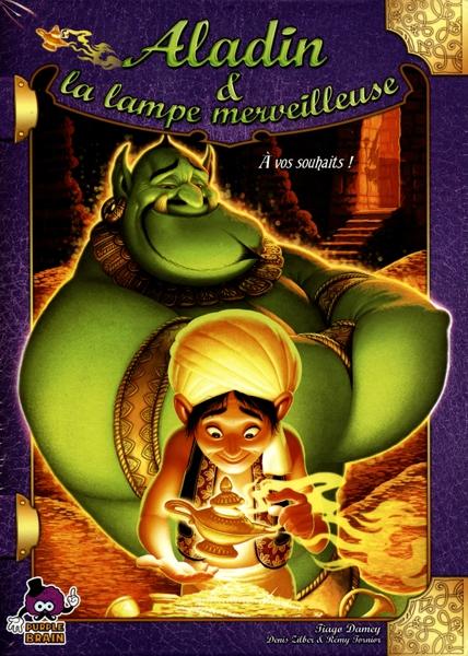 Aladdin Et La Lampe Merveilleuse : aladdin, lampe, merveilleuse, CONTES, ALADIN, LAMPE, MERVEILLEUSE, (FRANÇAIS), ENFANTS