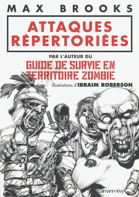 Guide De Survie En Territoire Zombie : guide, survie, territoire, zombie, GUIDE, SURVIE, TERRITOIRE, ZOMBIE, ATTAQUES, REPERTORIEES, ALBUMS, TRADUCTIONS, RECUEILS, COMICS, AMÉRICAINS