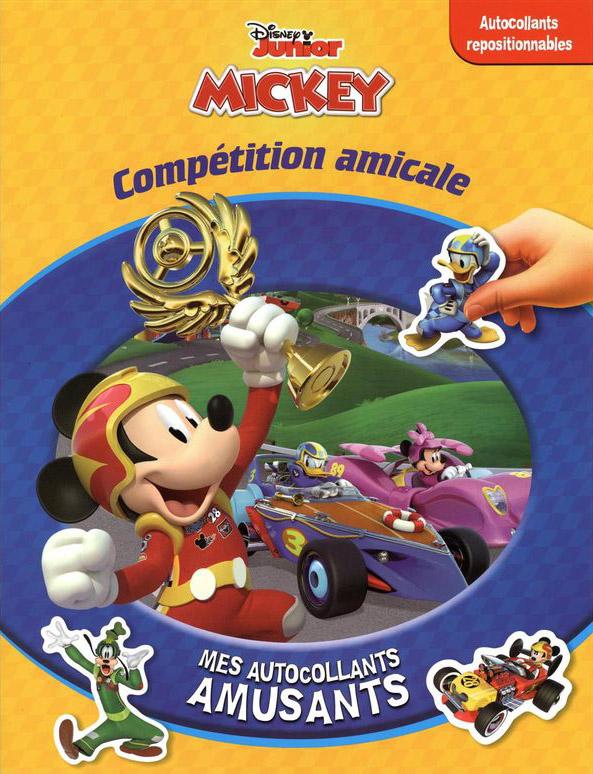 Mickey Et Ses Amis Top Départ : mickey, départ, MICKEY, DÉPART,, COMPÉTITION, AMICALE, AUTOCOLLANTS, AMUSANTS, DISNEY