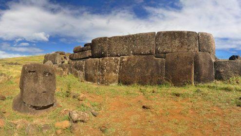 Principales Obras de Arquitectura en Isla de Pascua