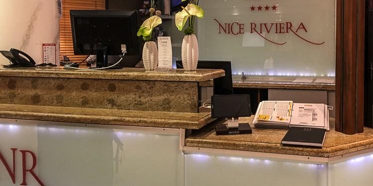 Hotel Nice Riviera © Imagina na Viagem