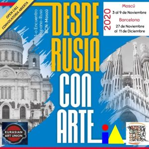 Convocatoria a Rusia Con Arte