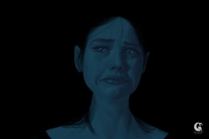 Cry for help - Pintura digital