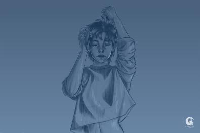 Ghosted - Pintura digital