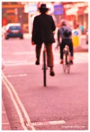 Church street cycling #01
