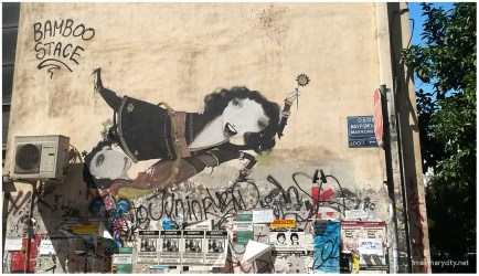 Exarchia graffiti #02