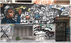 Exarchia graffiti #09