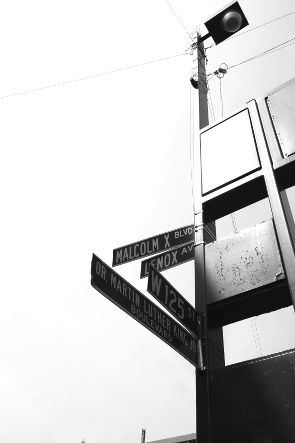 Harlem crossroad