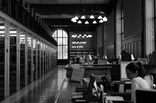 New York Public Library #04