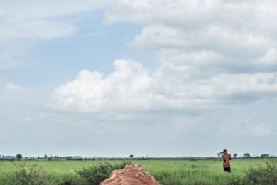 Camino a Tonle Sap