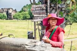 Juice seller #Angkor