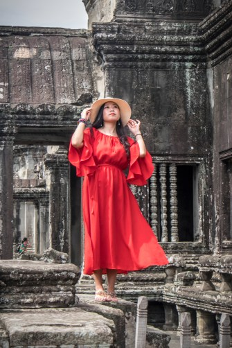 Visitors #03 Angkor Wat