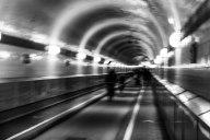 St. Pauli Elbe Tunnel #05