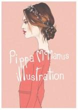 Pippa McManus Illustration FB page logo