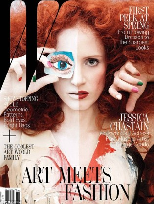 http://www.dailymail.co.uk/tvshowbiz/article-2244736/Jessica-Chastain-plays-muse-visual-artists-new-issue-W-magazine.html