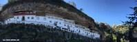 Las Calañas, vistas desde la salida del aparcamiento. Foto. ÁNGEL MEDINA LAÍN.